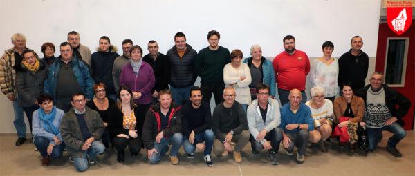 Team Organisation Ardèche Trail la Voie Romaine 2020